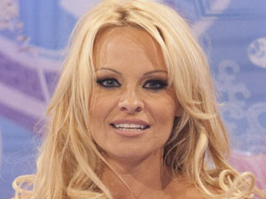 Pamela Anderson appears on &#39;Loose Women&#39;