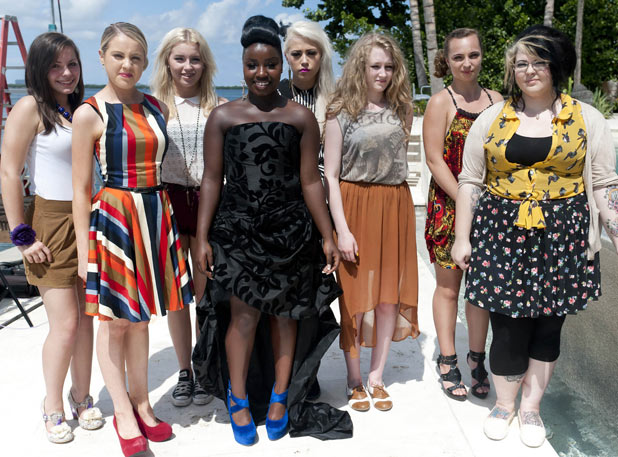 618 realitytv the x factor the girls X Factor finalists to star in M&S ad campaign
