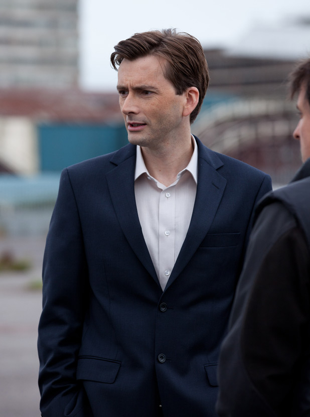 David Tennant in Love Life