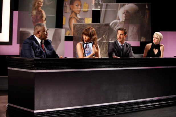 ANTM Ep 2 - 'Ashlee Simpson' - The judges