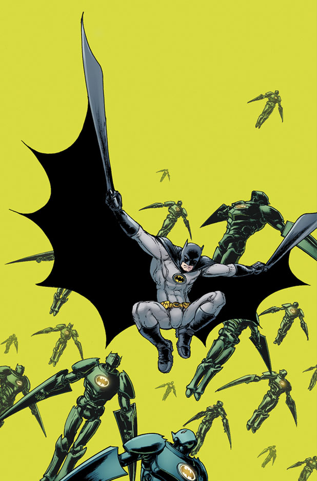 'Batman, Incorporated' teaser