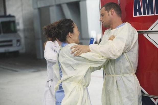 Cristina and Alex