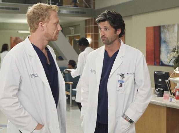 Derek and Owen