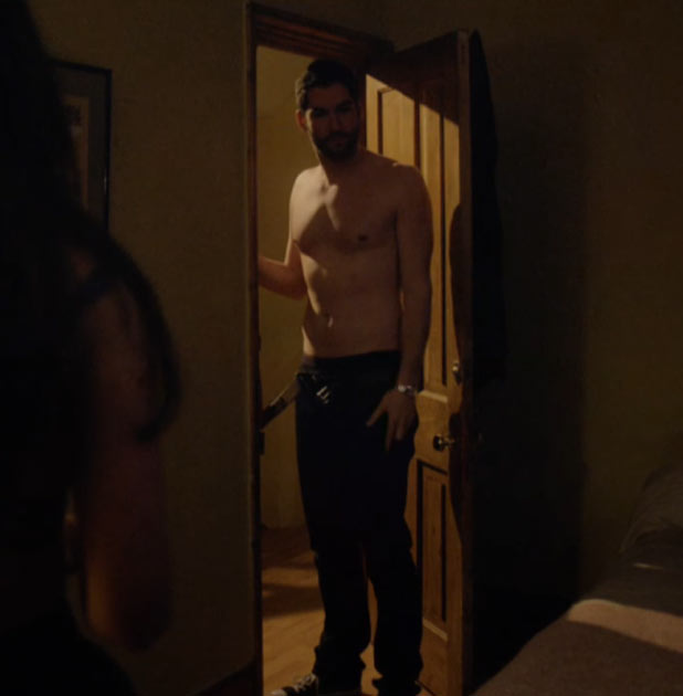 Tom Ellis in 'The Fades'