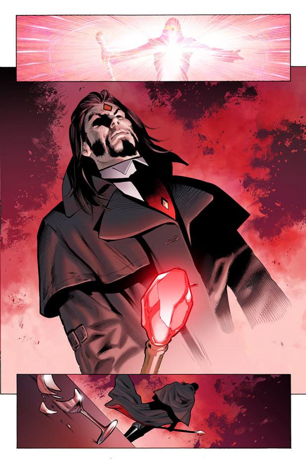 Comics: Uncanny X-Men