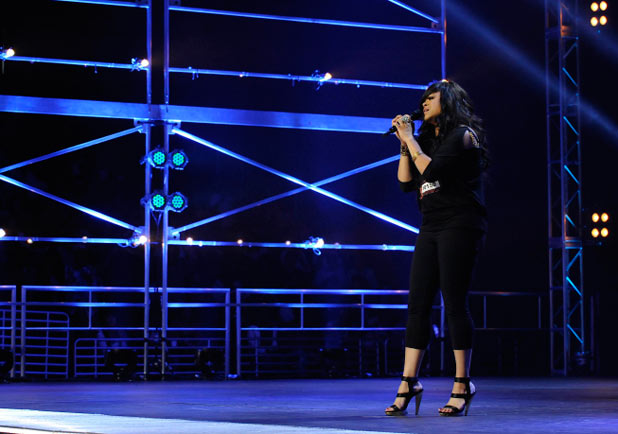 The X Factor USA Ep. 1: Stacy Francis