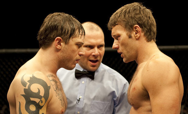 Tom Hardy and Joel Edgerton