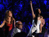 The X Factor USA Ep. 1: The judges during the Seattle Judging round