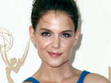 Katie Holmes on the red carpet at the 63rd Primetime Emmy Awards