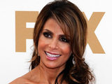 Paula Abdul on the red carpet at the 63rd Primetime Emmy Awards