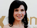 Julianna Margulies on the red carpet at the 63rd Primetime Emmy Awards