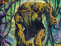 Marvel Comics confirms its long-delayed Man-Thing project.