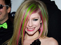 Avril Lavigne talks about cooking and Christmas in a new video.
