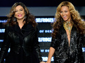 Tina Knowles says being a new grandmother is the second best job she's ever had.