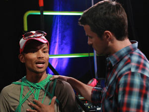 The X Factor USA Episode 2: Zander Alexander and Steve Jones