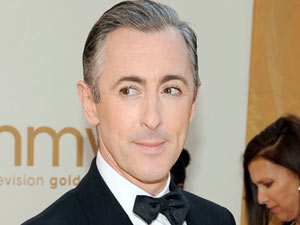 Alan Cumming on the red carpet at the 63rd Primetime Emmy Awards