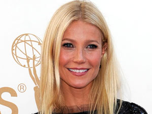 Gwyneth Paltrow on the red carpet at the 63rd Primetime Emmy Awards
