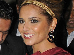Cheryl Cole at the StylistPick launch party