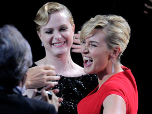 Kate Winslet at the 63rd Primetime Emmy Awards
