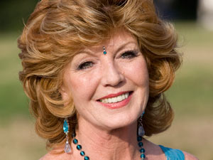 Rula Lenska - The Coronation Street actress turns 64 on Friday.