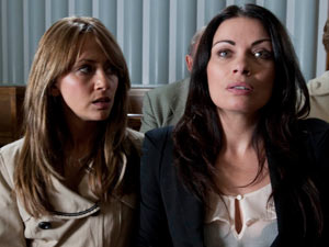 Carla is furious when Frank's solicitor asks for bail