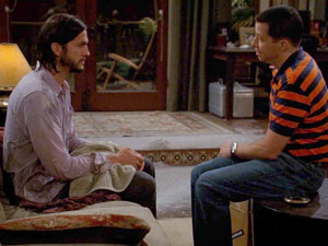 Ashton Kutcher joins Jon Cryer on Two And A Half Men