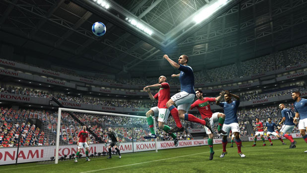 Gaming Review: PES 2012