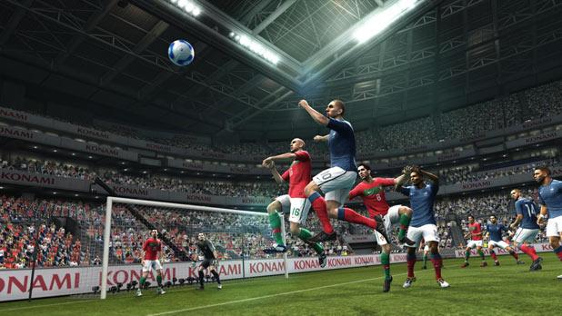 Gaming Review: PES 2012