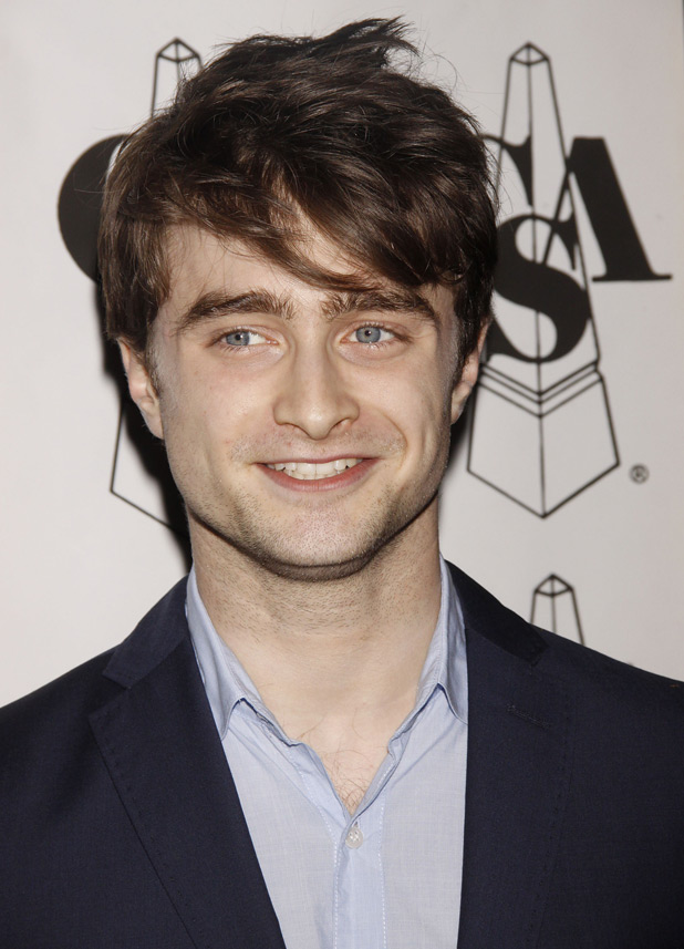 Daniel Radcliffe: 'I don't like girls with no pubic hair'