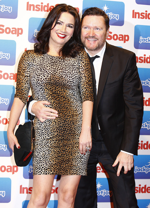 Debbie Rush and Ian Puleston-Davies