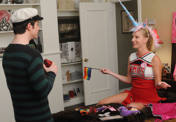 Glee S03E02: 'I Am Unicorn'