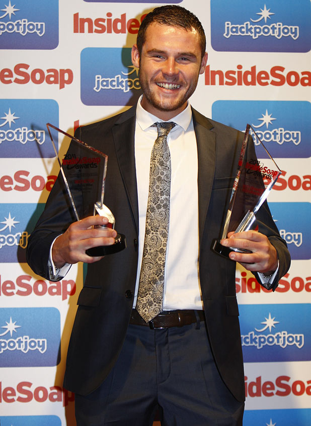 The Inside Soap Awards 2011 - Winners Gallery