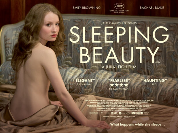 'Sleeping Beauty' Quad