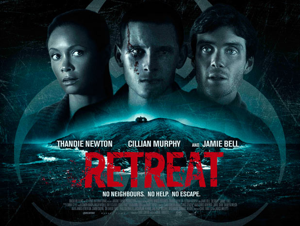 'Retreat' poster