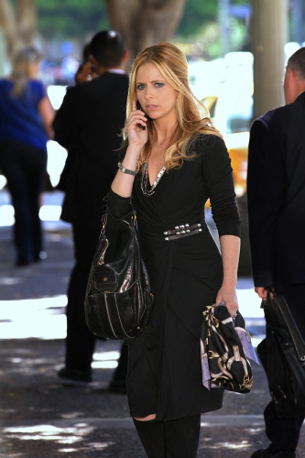 Sarah Michelle Gellar as Bridget Kelly/Siobhan Martin