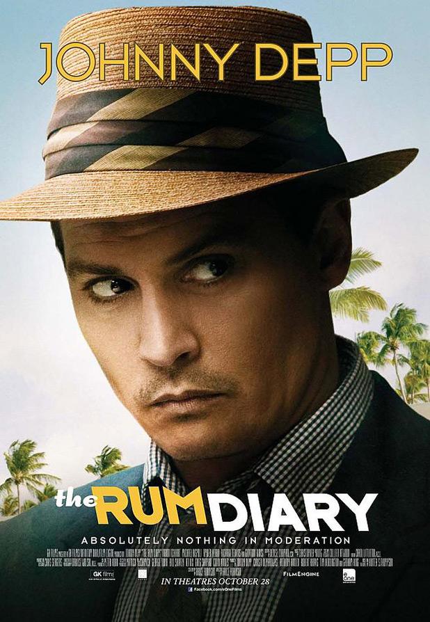 'Rum Diary' poster