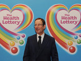 Richard Desmond&#39;s Health Lottery launch