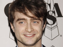 Daniel Radcliffe reveals that his parents initially turned down his big break.