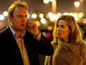 The Philip Glenister conspiracy thriller outperforms Billy Connolly's Route 66.
