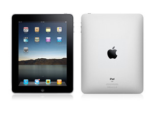 Apple iPad: WiFi iPad
