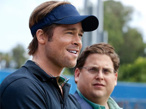 Brad Pitt in &#39;Moneyball&#39;