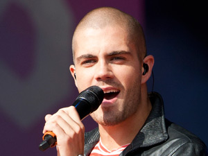 Max from The Wanted