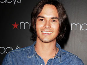 Tyler Blackburn of 'Pretty Little Liars' star attends a meet and greet in NYC