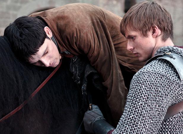 Merlin, Arthur