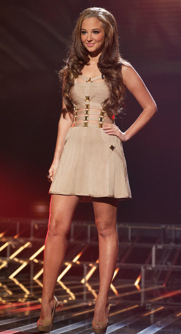 X Factor' Show 1: Kelly Rowland vs Tulisa - who dressed best ...