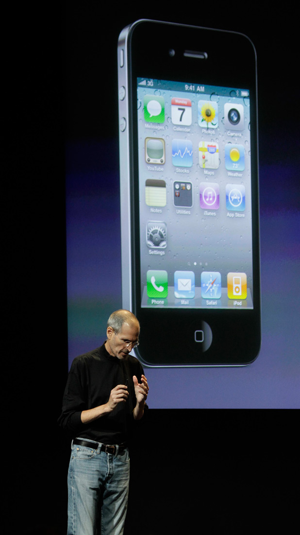 Apple iPhone 4, June 2010.