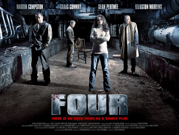 'Four' poster