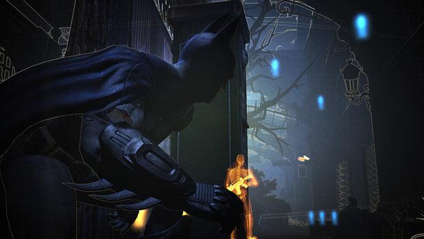 Batman sneak attack