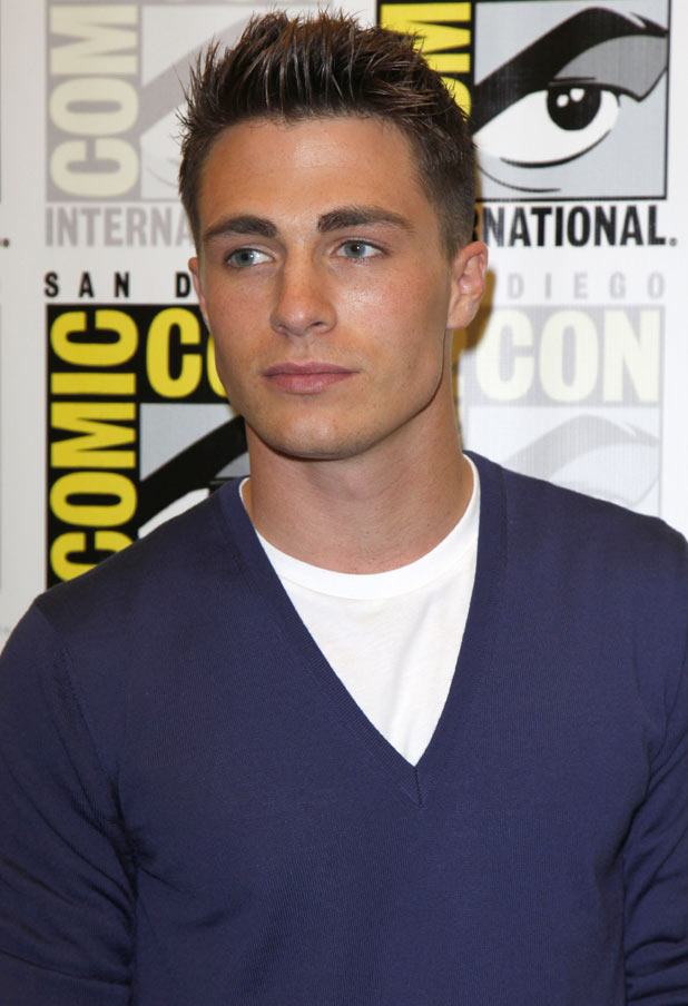 The Big One: Colton Haynes