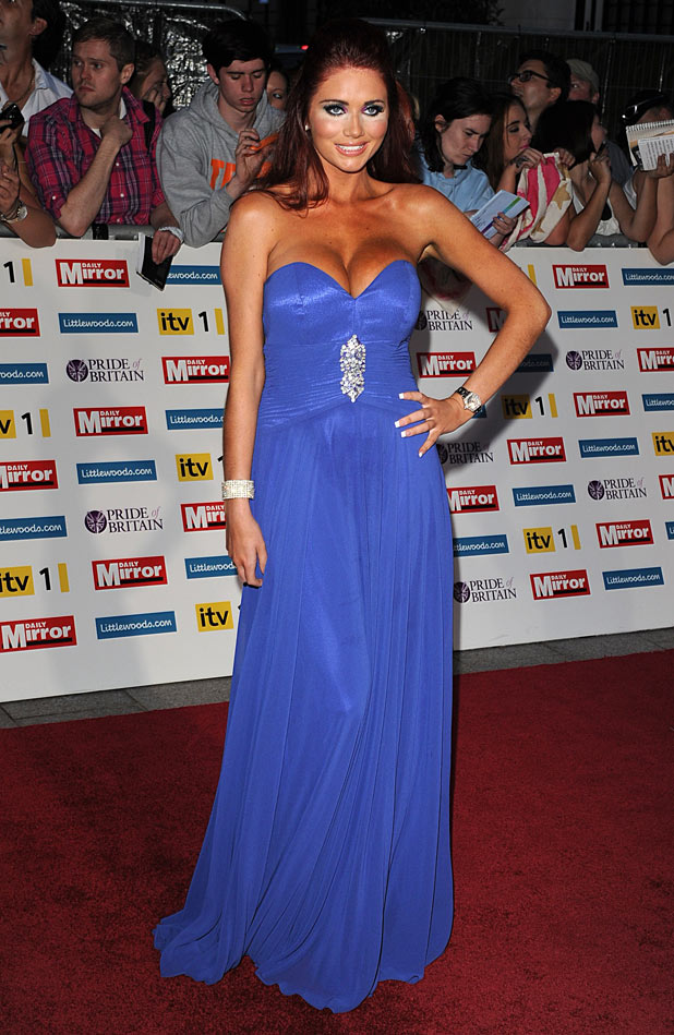 The Pride of Britain Awards 2011: Amy Childs